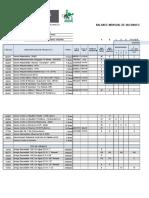 Balance Analitico de Vacunas FEBRERO 2018-2