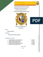 Informe Química Orgánica Lab08