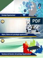 Sicología Organizaciona