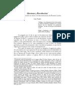 Iván Trujillo - 2004, Abertura y revolución. Algunas observaciones en torno a la deconstrucción de Ernesto Laclu