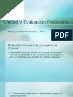 Unidad 5 Evaluacion Financiera