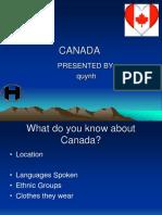 Canada Presentation1