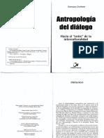 Antropología del Dialogo- Gennaro Cicchese Capitulo 01.pdf