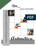 5-ARITMÉTICA 3ro (1 - 16)