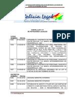 Actualizacion normativa al 06 de Abril de 2018