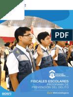 Fe Guia Metodologica Para Fiscales y Agentes Educativos