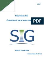 Apunte Proyectos SIG