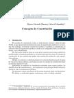 Clase 1 - Concepto de Constitución (Mario Monroy Cabra)