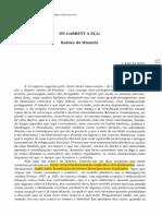 Reis, C. de Garret a Eça - Razões Da História