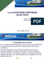 Curso Basico-Intermedio Excel