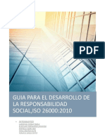 GA - IsO 26000 Informe