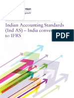 India Converging to Ifrs