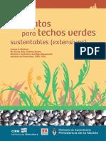Sustrato Para Techos Verdes Sustentables Extensivos