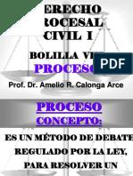 8. Bolilla Viii Derecho Procesal Civil i