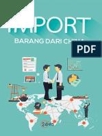 Cara Import Barang China