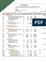 02.01 Presupuesto Defensa Ribereña