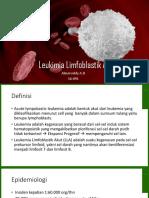 Leukimia Limfoblastik Akut