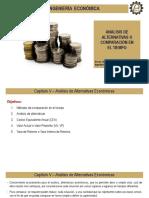 Capitulo V ? Alternativas de comparación Económica (3)