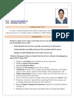 Deepa CV