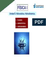06 - Hidrostatica - Hidrodinamica