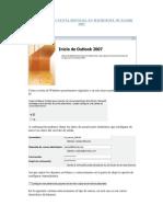 48565848 Configurar Cuenta Hotmail en Microsoft Outlook 2007