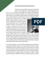 Guia Tercero Populismo Alessandri.