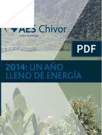 Aes Chivor 2014