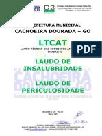 Ltcat-2017- p f m Cachoeira Doudrada-go
