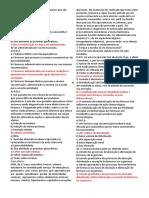 GABARITO - Farmacocinetica