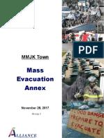 mass evacuation