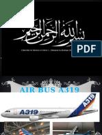 Air Bus a319