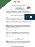 Decreto 18280 2012 Sao Bernardo Do Campo SP