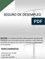 SEGURO DE PARO -Laura León.ppt