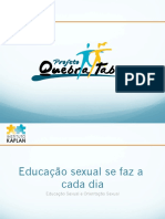6a Aula - Educacao Sexual Online