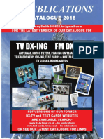 HS Publications Catalogue 2018