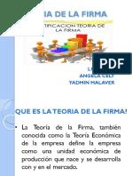 4.Presentacion Teoria de La Firma