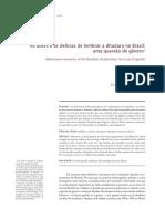 As dores e as delícias de lembrar a ditadura no Brasil - uma questão de gênero.pdf