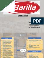 Barilla Case