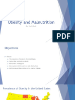 obesity and malnutrition