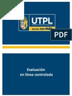 Evaluacion en Linea Controlada (2)