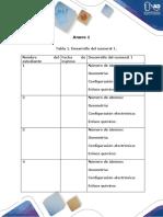 Anexo 1 - Tabla Desarrollo Numeral 1