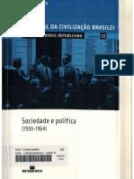 10 - História Geral da Civilização Brasileira- Tomo III - O Brasil Republicano, VOL 10 - Sociedade e política, 1930-1964.pdf
