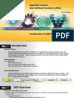 Fluent-Intro 15.0 Appendix UDF