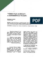 Video nas aldeias a experiencia waiapi CARELLI e GALLOIS.pdf