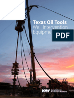 TOT Well Intervention Products Brochure