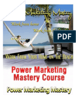 [ ]_Power Marketing Mastering Course