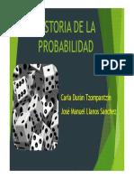 TEMA 1.1-Historia de La Probabilidad