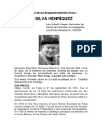 Raúl Silva Henríquez, por Iván Ljubetic