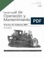 188390509 Manual de Operacion y Mantenimiento D8T