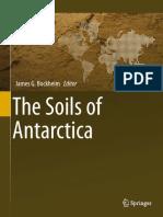 (World Soils Book Series) James G. Bockheim (Eds.)-The Soils of Antarctica-Springer International Publishing (2015)
